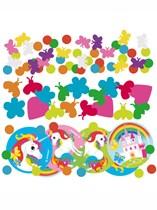 Unicorn Party 3 Variety Confetti
