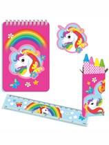 Unicorn Party Stationery Favour Pack 20pc