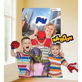 Spider-Man Photo Booth Kit 12pce