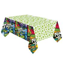 Teenage Mutant Ninja Turtles Party Plastic Tablecover