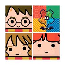 Harry Potter Party Napkins 16pk