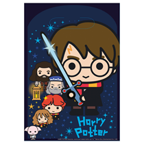 Harry Potter Party Loot Bags 8pk