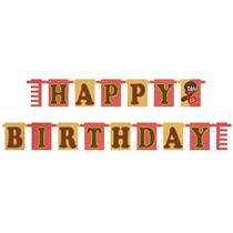 Harry Potter Happy Birthday Letter Banner
