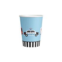 On The Road Party 250ml Paper Cups 8pk