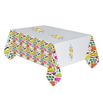 Justice League Party Paper Tablecover