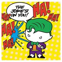 DC Batman vs Joker Party Lunch Napkins 16pk