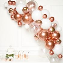 Rose Gold DIY Latex Balloon Garland
