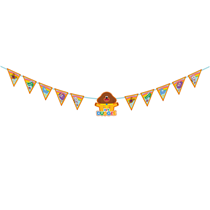 Hey Duggee 3m Flag Banner Bunting