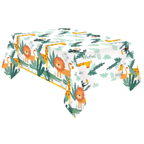 Get Wild Paper 1.8m Tablecover