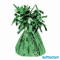 Amscan Green Tassel balloon weight 6oz