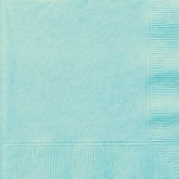 Mint Green Paper Lunch Napkins 20pk