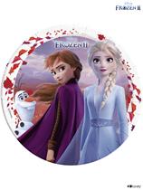 Disney Frozen 2 Large 23cm Paper Plates 8pk