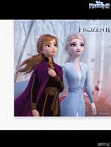 Disney Frozen 2 Party Paper Napkins 20pk