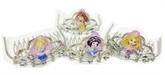 Disney Princess Mini Hair Combs 4pk