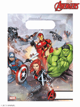 Marvel Avengers Party Bags 6pk