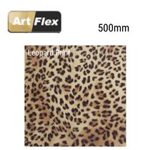 Artflex Leopard Garment Vinyl 50mm