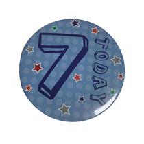 Jumbo Age 7 Blue Badge