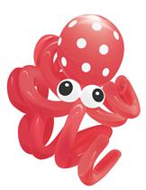Octopus Balloon Modelling Kit (10 Balloons)