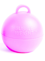 Baby Pink Bubble Balloon Weight