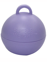 Lilac Bubble Balloon Weight