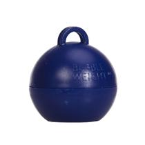 Navy Blue Bubble Balloon Weight