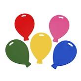 Asst'd Balloon Shaped 10gr Balloon Weights 50pk