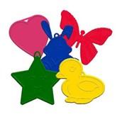 Asst'd Primary Colour 10gr Balloon Weights 50pk