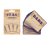 Stag Night Dare Cards Game