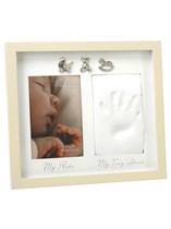 Bambino by Juliana Baby Hand Print & Photo Frame