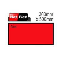 Red Hot Flex Ultra Garment Vinyl Sheet 300mm x 500mm