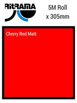 Ritrama Light Red Matt Vinyl 305mm x 5M