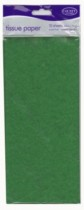 Green Tissue Paper