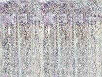 PartyDeco Holographic Door Curtain 90cm x 250cm