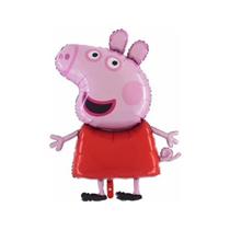 "Peppa Pig 37"" Jumbo Foil Balloon (Loose)"