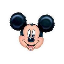 """Mickey Mouse 27"""" Jumbo Head Foil Ballooon"""