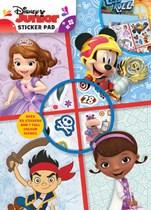 Disney Junior Sticker Pad