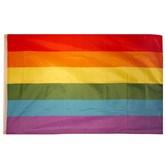 Rainbow Pride Flag 5ft x 3ft