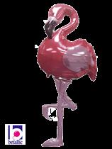 Giant Pink Flamingo Supershape Foil Balloon