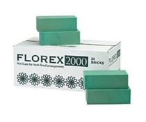 Floristry Wet Foam Brick 20 Pack
