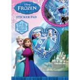 Frozen Sticker Pad