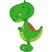 """T-Rex Tyrannasaurus Dinosaur 38"""" Foil Balloon"""