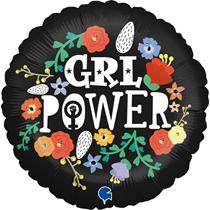 "Girl Power 18"" Foil Balloon"