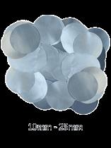 Oaktree Metallic Pearl Light Blue Foil Confetti