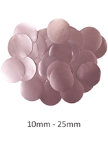 Oaktree Metallic Pearl Light Pink Foil Confetti