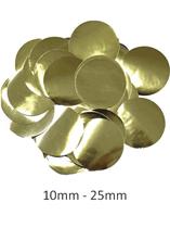 Oaktree Metallic Gold Foil Confetti