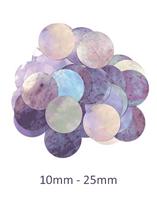 Oaktree Metallic Iridescent Foil Confetti