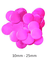 Oaktree Metallic Pearl Fuchsia Foil Confetti