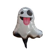Halloween Ghost Mini Shape Foil Balloon
