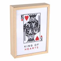 King Of Hearts Lightbox