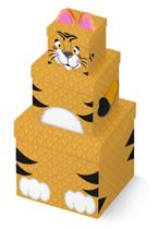 Tiger Plush Gift Box 3pc